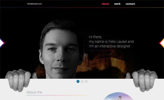 Portfolio of Felix Laukel