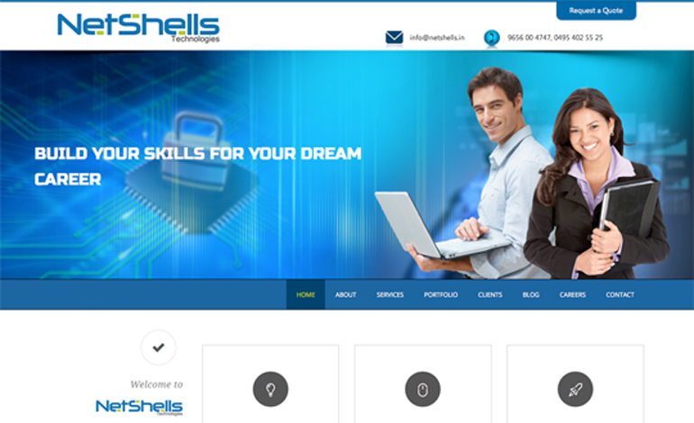NetShells Technologies LLP