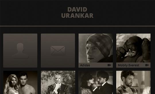 David Urankar Official Site