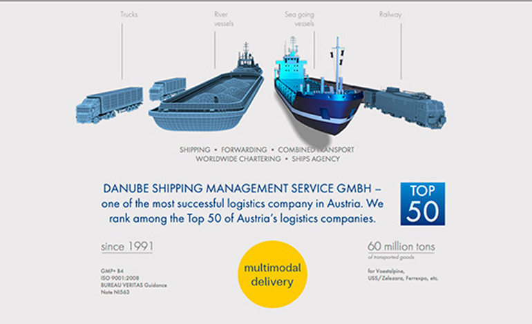 DANUBE SHIPPING MANAGEMENT SERVICE GMBH
