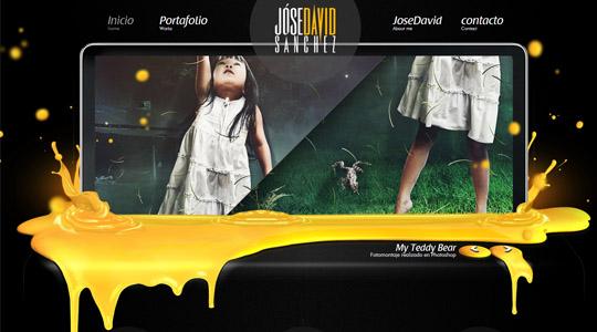 JoseDavidSanchez - Portafolio