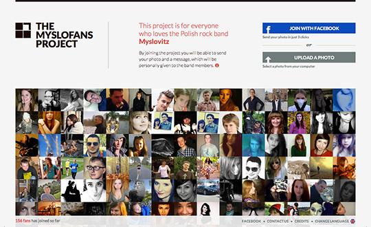 The MysloFans Project