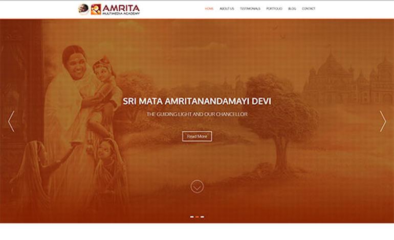 Amrita Multimedia Academy