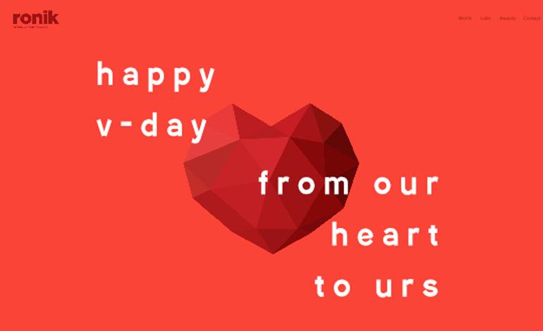 Ronik Valentines Day