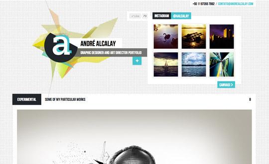 André Alcalay Graphic Designer and Art Director Portfolio