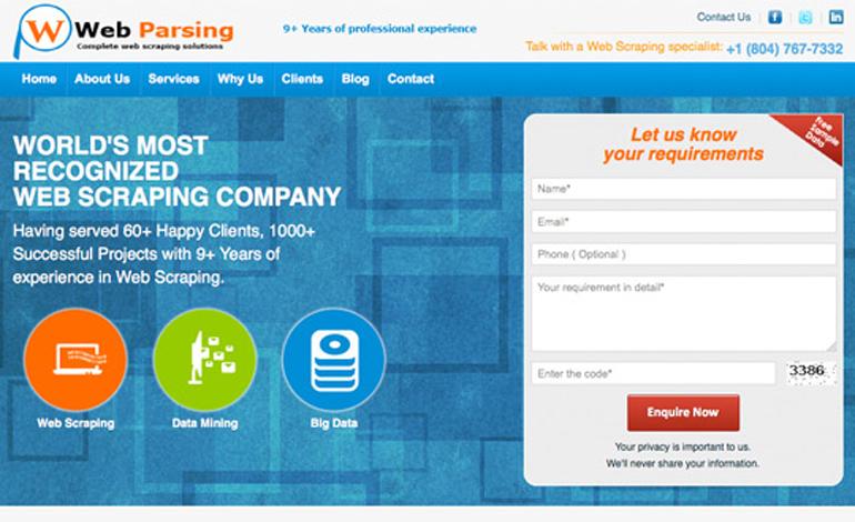 Web Parsing- CSSLight