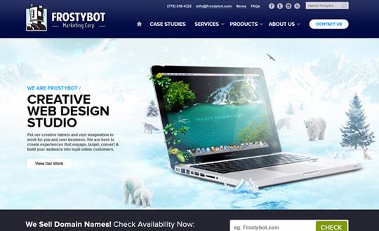 Frostybot Marketing Corp.
