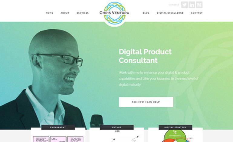 Chris Ventura Digital Product Consultant