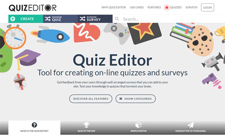 Quiz Editor