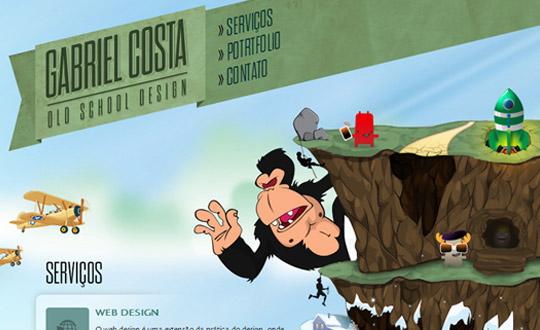 Gabriel Costa Portfolio