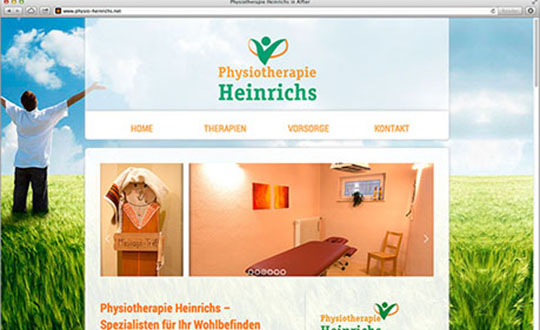 Physiotherapie Heinrichs