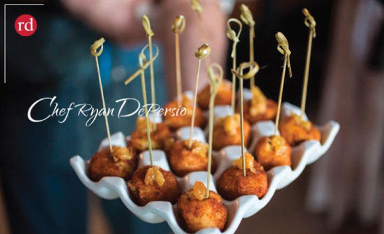 Chef Ryan DePersio website