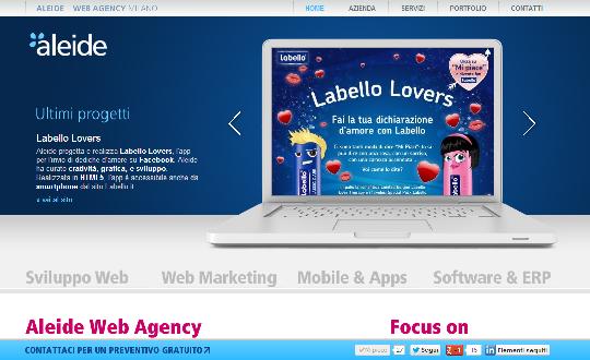 Aleide Web Abgency Milano