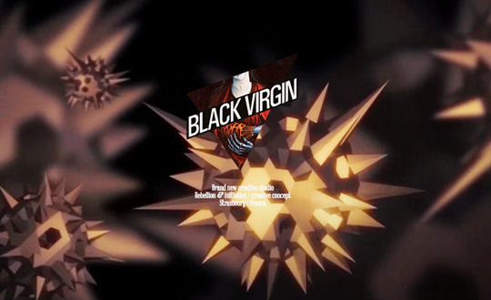 Black Virgin / creative studio