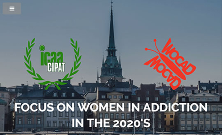 ICAA FOCUS ON WOMEN IN ADDICTION IN THE 2020