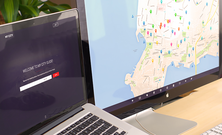 HTML Directory Geolocation Social Network