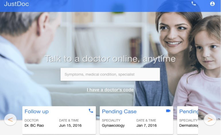 Online Doctor Consultation Free Chat In India - Online Specialist Doctor  consultation on Phone, Video