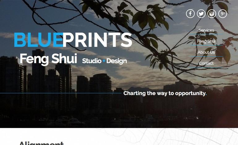 Blueprints Feng Shui
