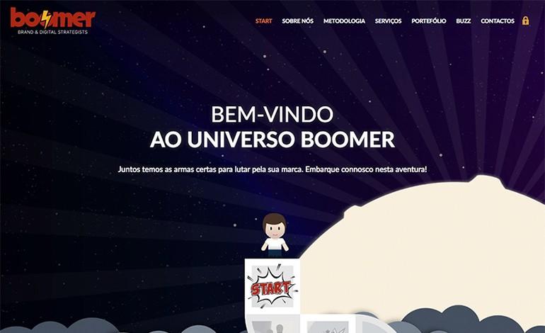 BOOMER Website