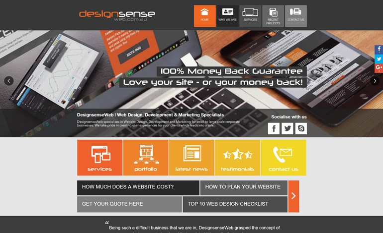 DesignsenseWeb