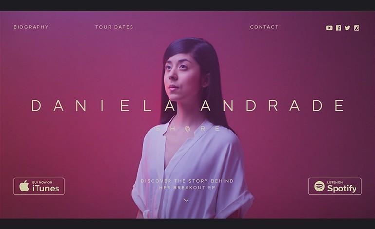 Daniela Andrade Shore EP