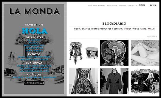 La Monda Magazine