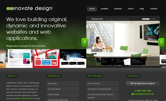 Enovate Design