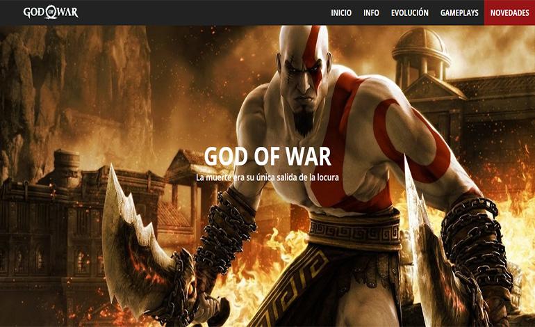 God of war Tribute