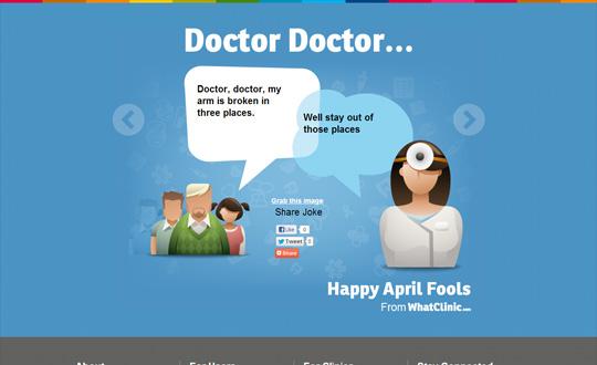 Doctor Doctor April 1st
