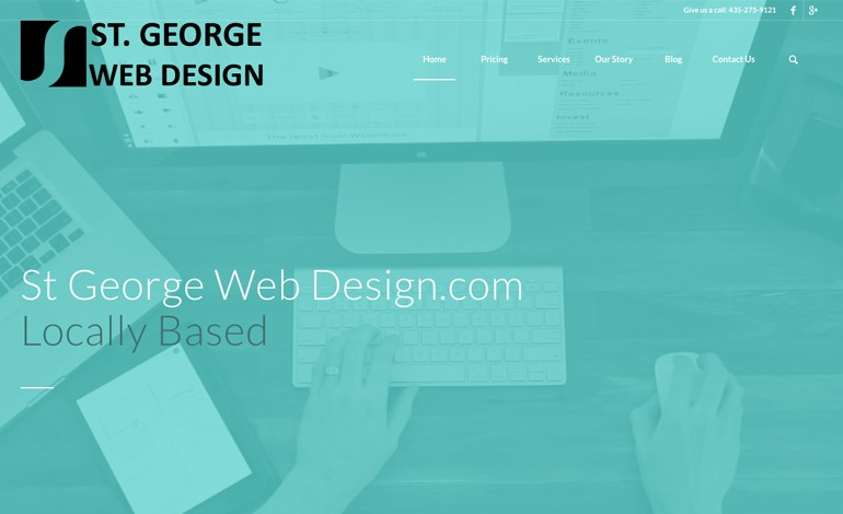 St George Web Design