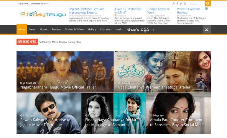Today Telugu