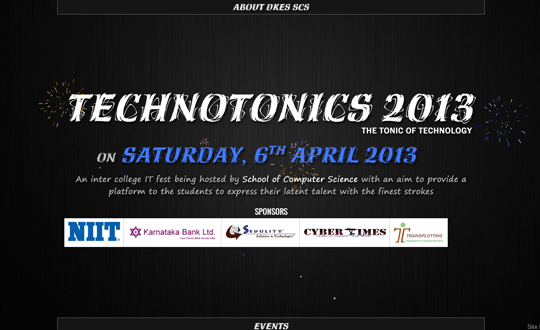 Technotonics 2013