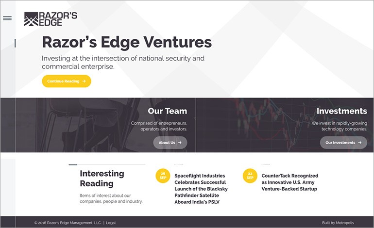 Razors Edge Ventures