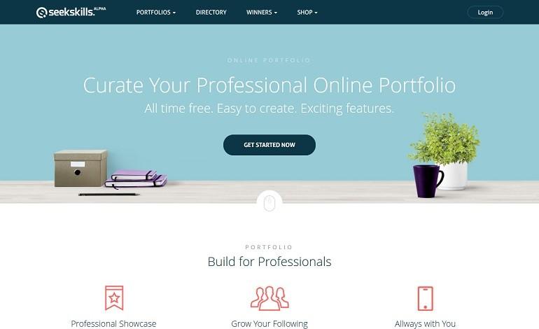 create free professional website