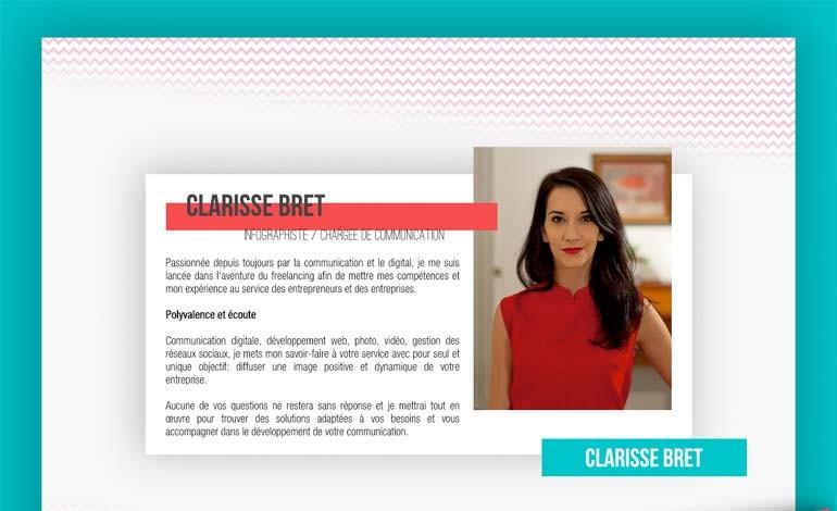 Clarisse Bret Portfolio