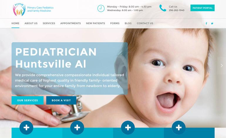 Pediatrician Huntsville Al