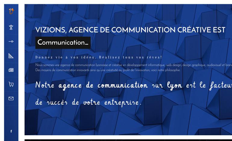 Vizions Agence de communication lyon