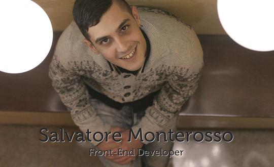 Salvatore Monterosso Front-End Developer