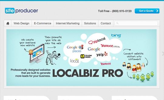 SiteProducer