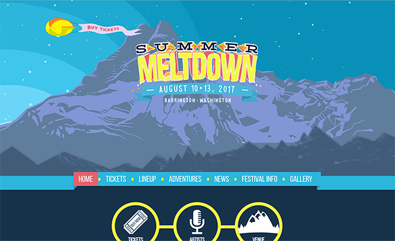 Summer Meltdown Festival 2017