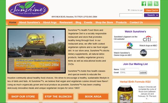 Sunshine™s Health Food Store