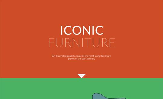Iconic Furniture