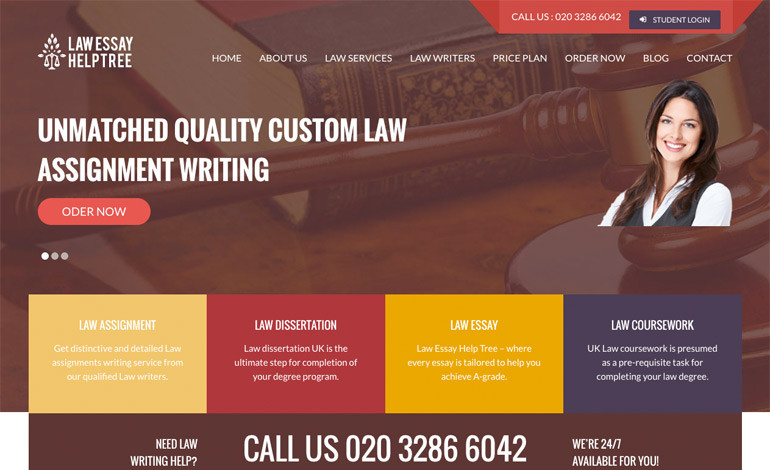 law essays help Law essay help tree offers the writing services of law academic essays, dissertations and assignment we have got flexible discounts for your work.