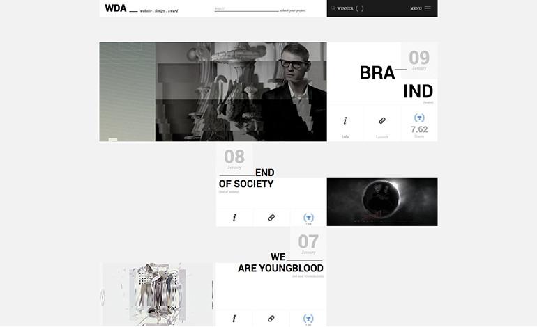 Website Design Award