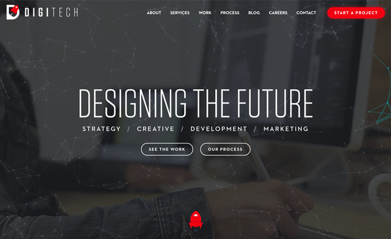 digiTech Web Design