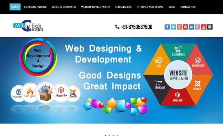 Web Click India