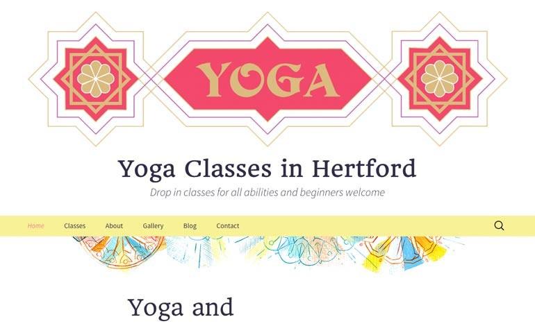 Yoga With Sunil Hertford Hertfordshire
