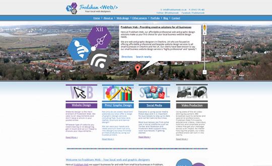Frodsham Web