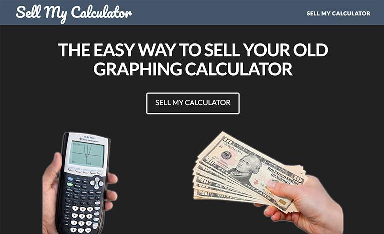SellMyCalculator