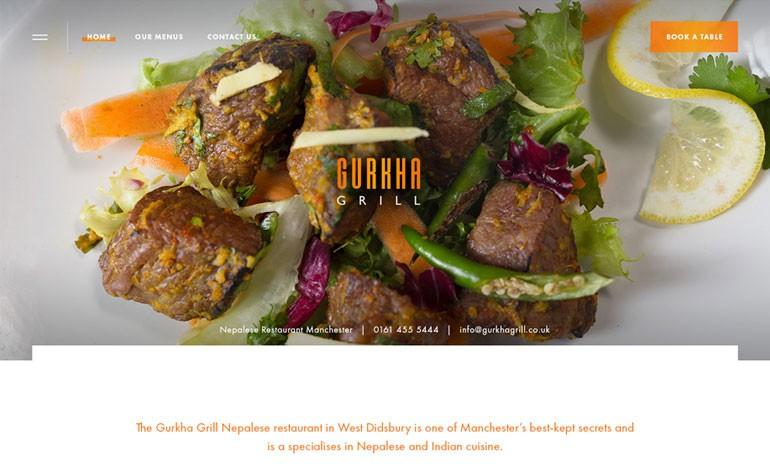 The Gurkha Grill